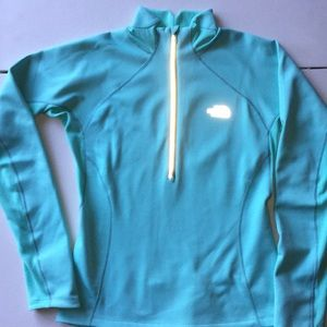 The North Face flash dry pullover